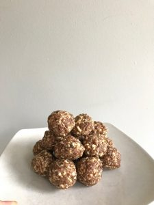 Toddler Friendly Energy Balls